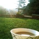 ...ovako se pije jutarnja kafa...
